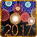 New Year Fireworks 2017 icon