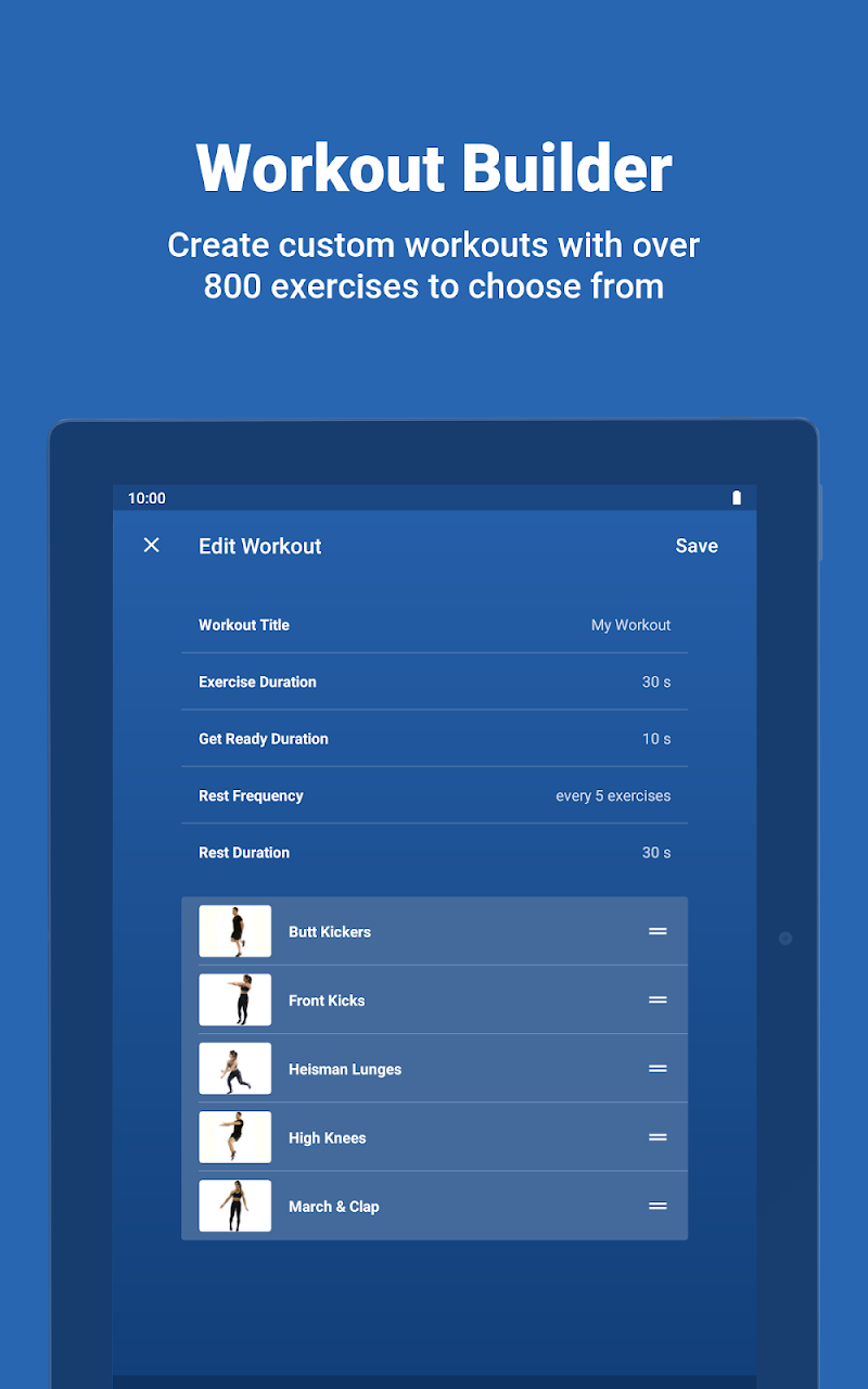 Fitify: Training, Workout Plan & Results App Screenshot 14