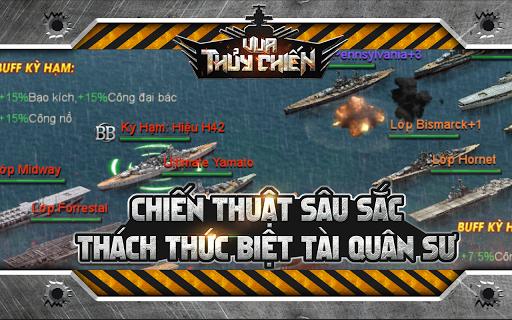 Vua Thu1ee7y Chiu1ebfn : Truy Ku00edch Tru00ean Biu1ec3n 1.0.12 8