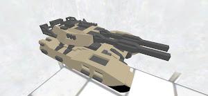 ガンダム 地球防衛軍 61式戦車5型