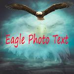 Eagle Photo Text Icon