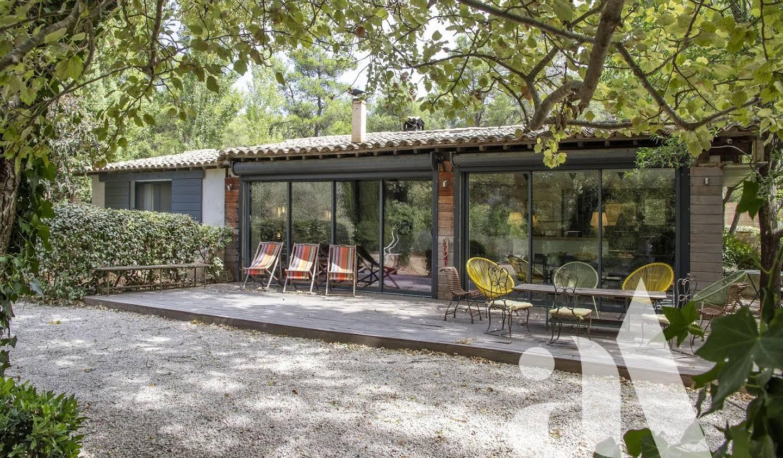 Maison avec piscine et jardin Fontvieille