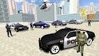 screenshot of US City Police Car Prisoners Transport