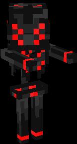 Space-Robot-Laser-Warrior
