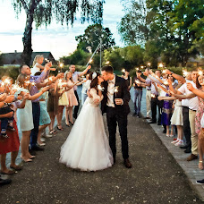 Wedding photographer Alena Rumyanceva (Binary). Photo of 13.08.2017