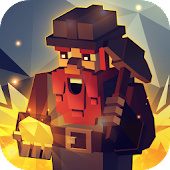 Miner Clicker: Idle Gold Mine Tycoon. Mining Game
