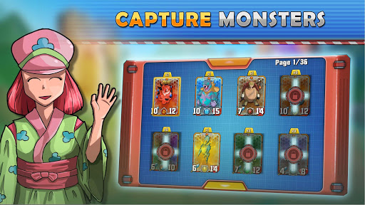 Monster Battles: TCG 2.2.3 Mod screenshots 2