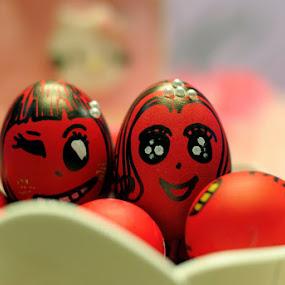 by Kesuma Wijaya - Artistic Objects Other Objects ( product, eqq, happy emotions )