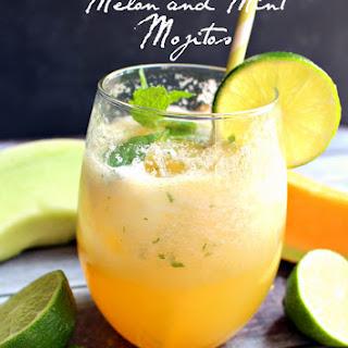 Melon and Mint Mojiots