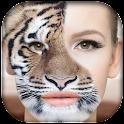 Animal Face Photo Morph icon