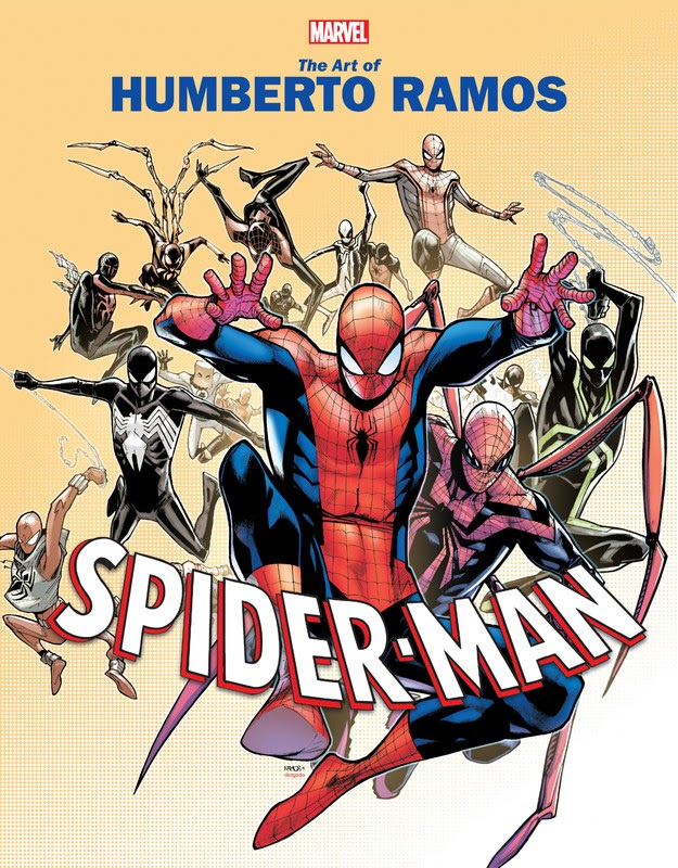 Marvel Monograph: The Art of Humberto Ramos: Spider-Man (2019)