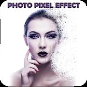 Photo Pixel Effect