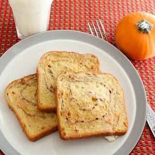 Pumpkin Cinnamon French Toast