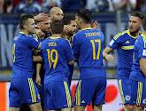 Un cadre bosnien incertain pour le match face aux Diables
