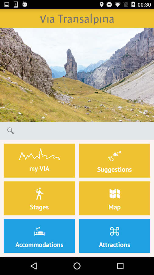 Via Transalpina- screenshot
