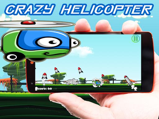 Copter adventure crazy pilot