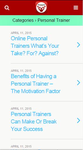 玩免費健康APP|下載パーソナルトレーナー app不用錢|硬是要APP