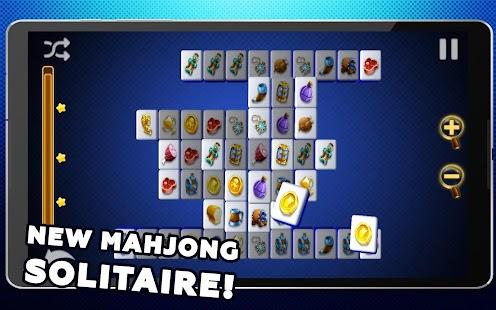 Mahjong game board