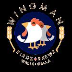 Logo for Wingman Birdz & Brewz