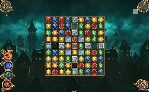 Clockmaker - Match 3 Mystery Game - screenshot