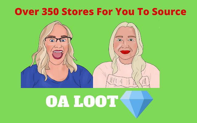 OA Loot Online Arbitrage Store List