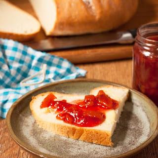 Peach and Pomegranate Jam Recipe