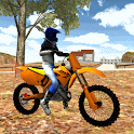 Motocross Countryside Drive 3D icon