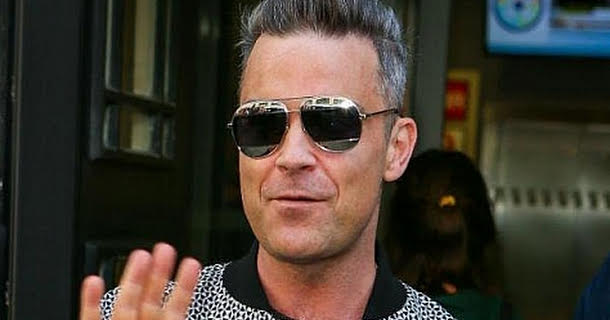 Robbie Williams se pasa con el Botox