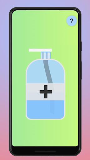 Virtual Hand Sanitizer screenshot 2