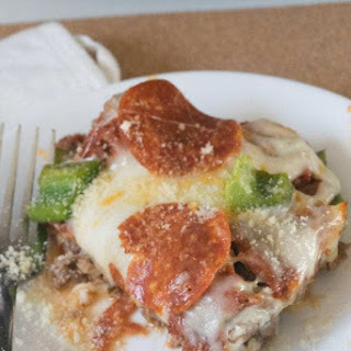 Crockpot Crustless Pizza Recipe