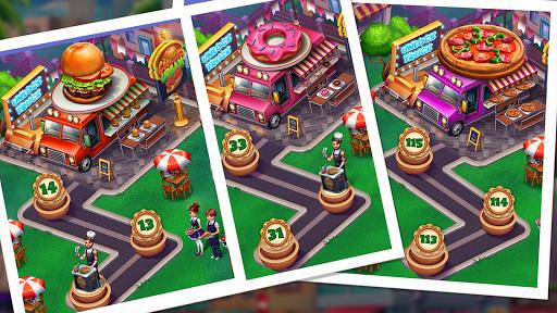 Cooking Urban Food - Fast Restaurant Games apkmr screenshots 15