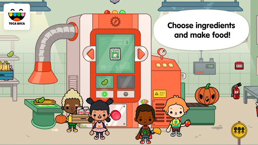 Toca Life: Farm Apps for Android screenshot