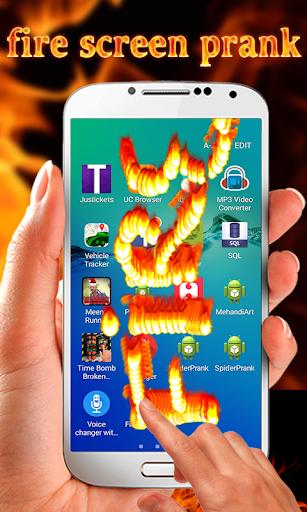 Fire Screen Simulated 5.0 screenshots 2