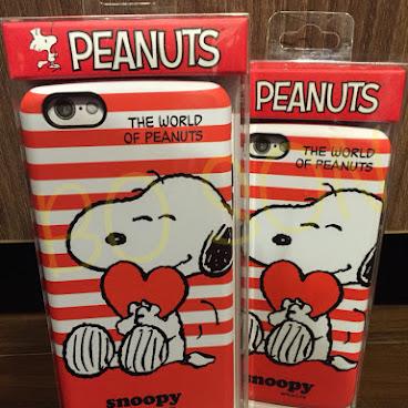 (請註明型號)Snoopy iPhone Case