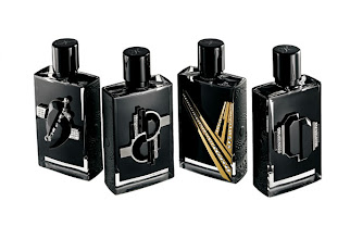 Photo: KILIAN Deco inspired, limited-edition jeweled bottles. Filled with your Kilian fragrance of choice. 1.7oz. $425. Beauty Level. 212 872 8775