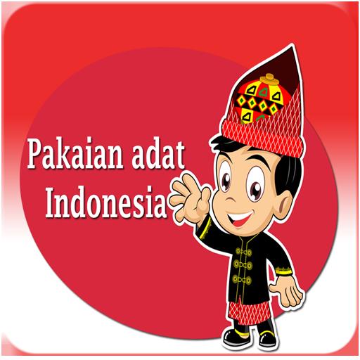 Pakaian adat Indonesia Lengkap