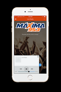 Maxima 95.3- screenshot thumbnail