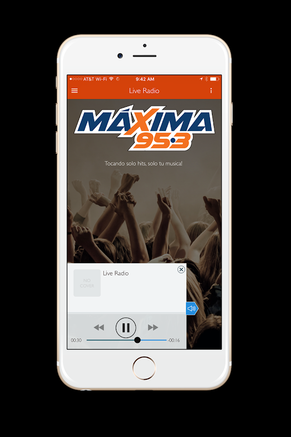 Maxima 95.3- screenshot