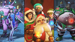 Overwatch Winter Wonderland Details image