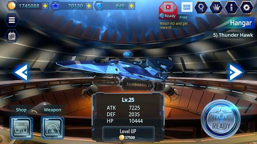 Galaxy Airforce War apkmr screenshots 1
