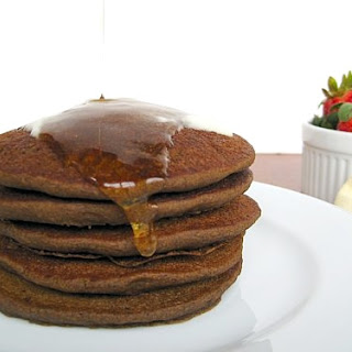 Overnight Gluten-Free Buckwheat Pancakes