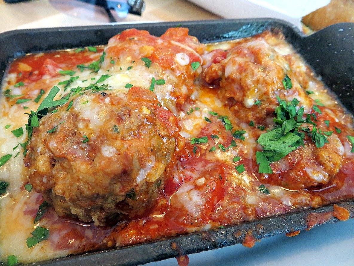 Meatballs from Grassa