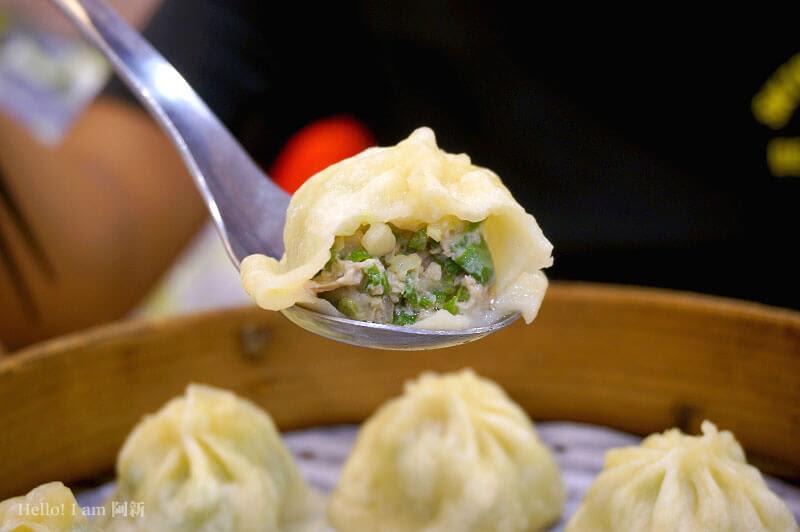 立麒鮮肉湯包,豐原小吃-13