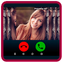 Fake text message & Call icon