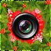 Christmas selfie creator icon