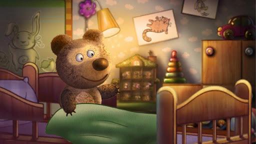 子守歌のゲーム:おやすみ