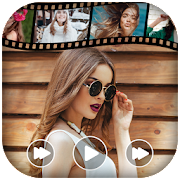 Photo video maker with music-Images to video