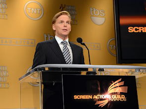 Photo: Ned Vaughn, SAG-AFTRA Executive Vice President  Credit: Michael Buckner
