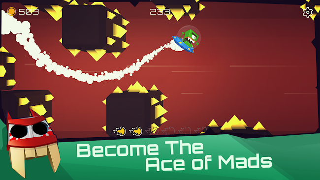 Mad Aces- screenshot