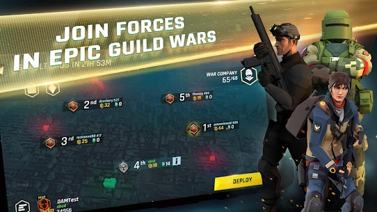 Tom Clancy's Elite Squad Apk Download For Android and Iphone 8